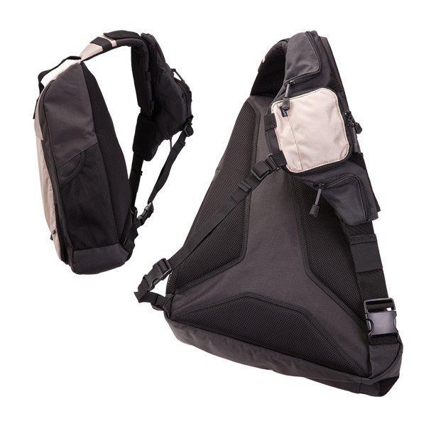 Sacoche intégrée sur le sac discret (non contractuel)