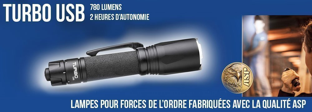 Lampe Turbo ASP